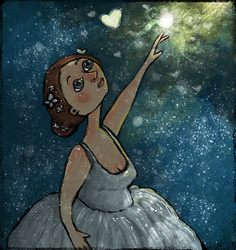 Love in the stars by HarmNone