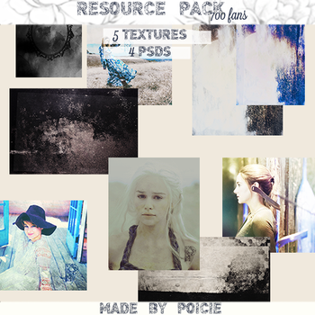 Resource Pack +700 | Poicie by kateGraphics
