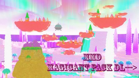 Magicant Pack DL by Tsuna178