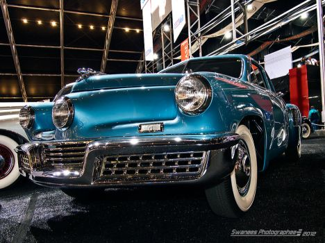 1948 Tucker Torpedo by Swanee3