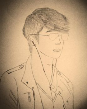 Lee Donghae by mysterious-gunner