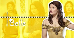 Belle (OUAT) by titaniaerza