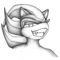 SHADOW - Cheshire Cat Grin by carriepika