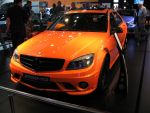 AIMS2010 - Mercedes Benz C63 Jaffa AMG by TricoloreOne77