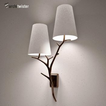 Wall Lamp - Ramure Objet Insolite (3d Model) by architwister