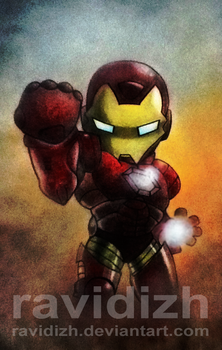 Ironman by Ravidizh