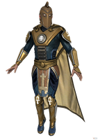 Injustice 2 (IOS): Doctor Fate (Custom). by OGLoc069