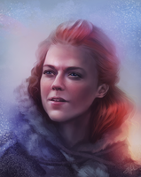 Ygritte by SandraWinther