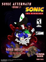 Sonic Aftermath Seson 2 Cover by IncredibleCherry
