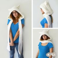 Finn the Human Scoodie by mengymenagerie