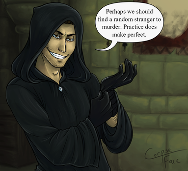 Lucien Lachance by Corpse-Face