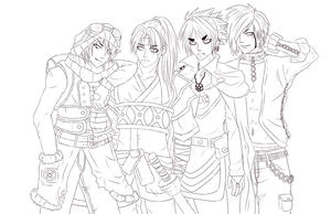 Dragons in Disguise - WIP by Goddess-of-Gales