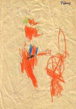 Child drawing 03 by elpajo