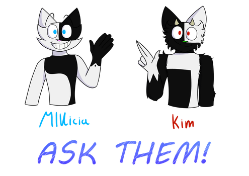 Ask My OC's! by MlKicia