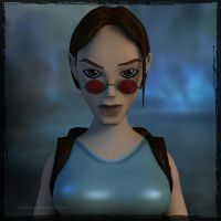 Tomb Raider Classic: What you Staring at? by Irishhips