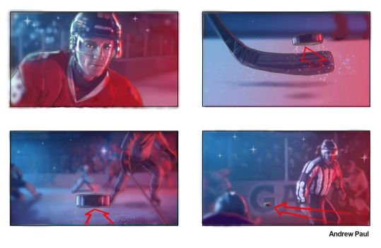 Color spot for Gatorade commercial by AOPaul