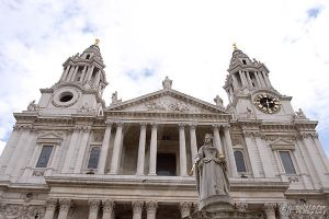 St. Paul's Cathedral II by FoxDesigns