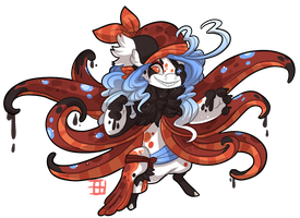#1184 Charity Mythical BB - Kraken by griffsnuff