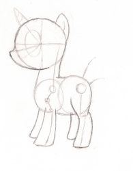 How to Draw My Little Pony Characters Pt 4 by artwork-tee