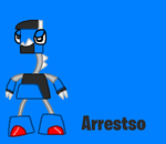 Mixels: Arrestso shirt by Luqmandeviantart2000