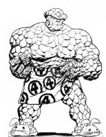 Ben Grimm by POWERSMITH2