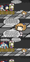 Gensokyo Talent Show by Darkstar-001