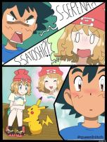 Ash meets Serena! by crazy-fangirling101