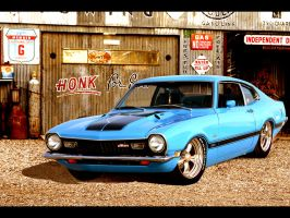 Ford Maverick by ftuning