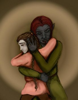 Reconcile (Galea and Telyn) by Indiliel