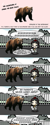 The Adventures of Kenma The Bear Youkai: Episode 5 by Spaztique