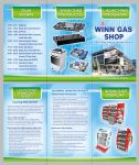 Winn Gas Shop Brochure by YulizarZ
