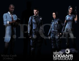 Syphon Filter Logan's Shadow by WePePe