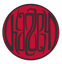 HaZaRD Ambigram by KeepingYouAwake