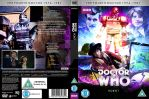 Doctor Who Robot custom DVD cover.