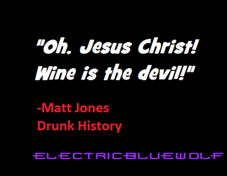 Drunk History Meme: Matt Jones by SpellboundFox