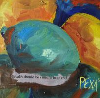 wealth should be by pexa
