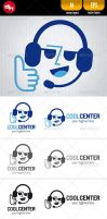 Cool Center - Logo Template by doghead