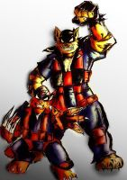 Swat Kats by i-s-r-r-a