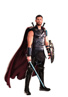 Thor Ragnarok Thor Final by HB-Transparent