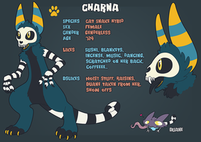 Reference sheet 2014 by Smallblacksticky