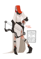 [closed] Adopt - Carmine Archer by fionadoesadopts