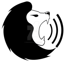 Pride Logo Black And White by FirmusDesign