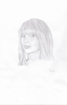 Taylor Swift Drawing by LTrevill
