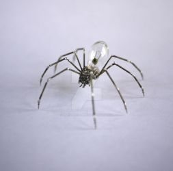 Mechanical Spider No 18 by AMechanicalMind