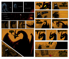 Grendel and the Dragon - part 1 by JWNutz