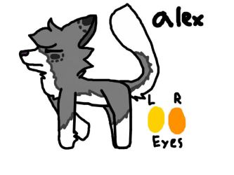 Alex for oaky by Paint-y