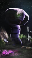 Characters - Arbok