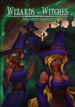 Wizards to Witches - Magdy's Castle by TheDangerCat