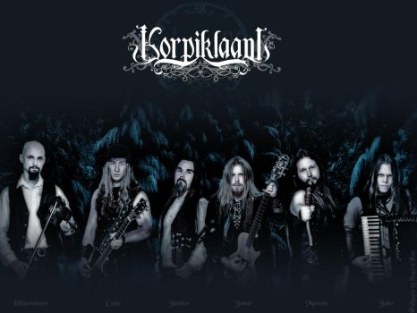 wallpaper by Monika Prause by Korpiklaani-fanclub