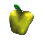 Green Apple by ReapersSpeciesHub